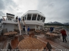 National Geographic Explorer - sun deck... great place to take pictures of the birds following the ship