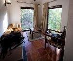 Tuli Tiger Resort - sitting area