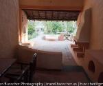 Tuli Tiger Resort - room entrance