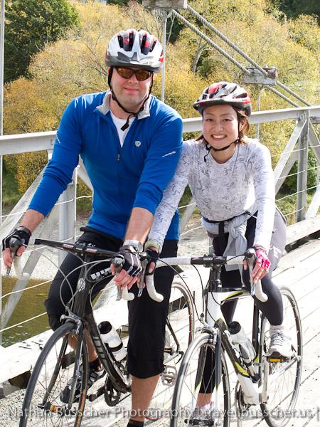 Road Biking near Nelson
